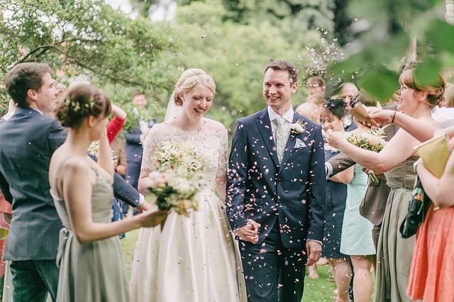 Svatební dresscode – užitečné tipy