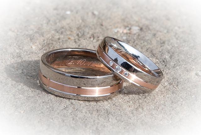 prsteny do manželství