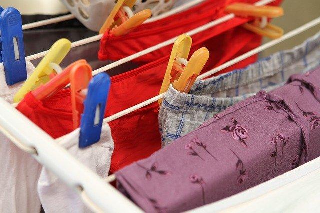 Spodní prádlo je radost nosit