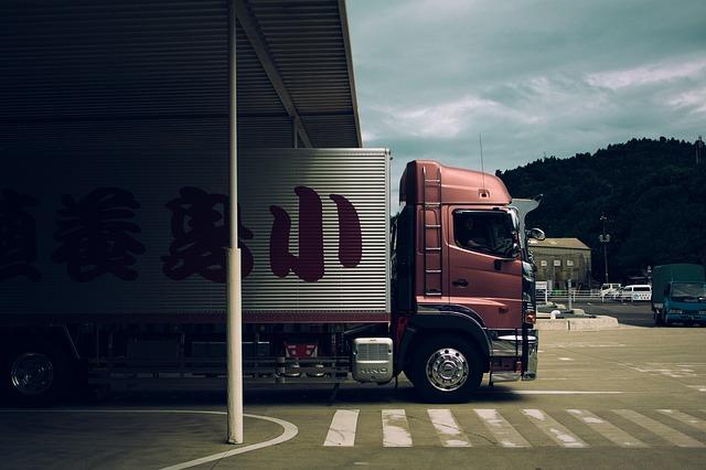 nákladní auto