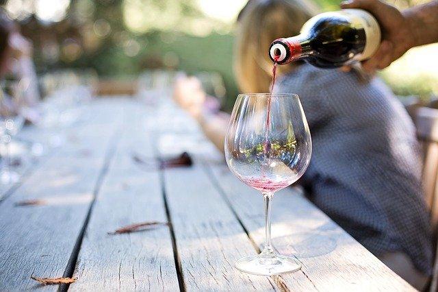 lití vína