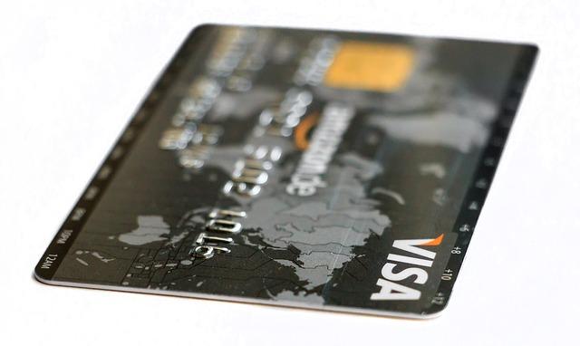 visa kreditní karta