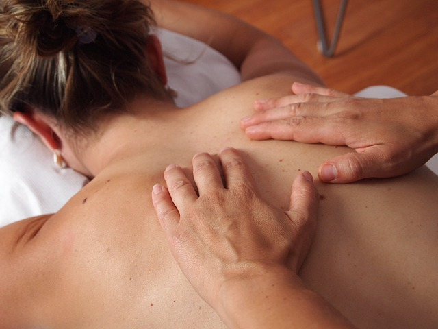 Dopřejte si masáže, vaše tělo vám poděkuje