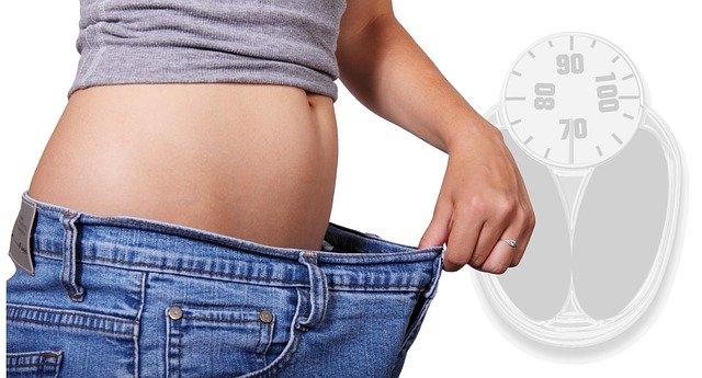 Menší tělesná váha